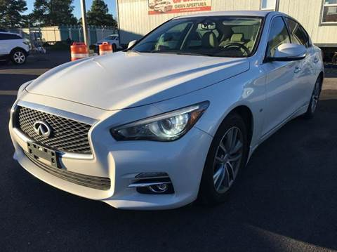 2014 Infiniti Q50 for sale in Houston, TX