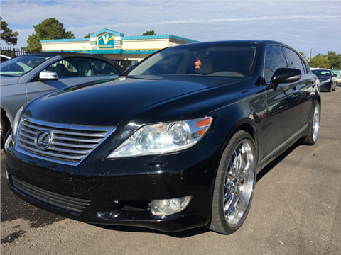 2010 lexus ls 460 for sale englewood fl. Black Bedroom Furniture Sets. Home Design Ideas