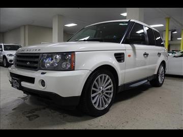 2008 Land Rover Range Rover Sport for sale in Moonachie, NJ
