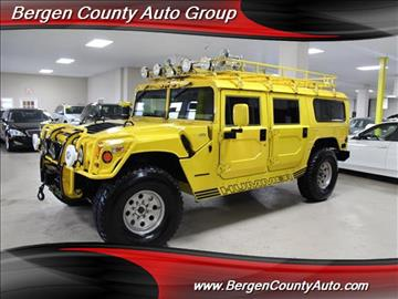 1999 AM General Hummer for sale in Moonachie, NJ