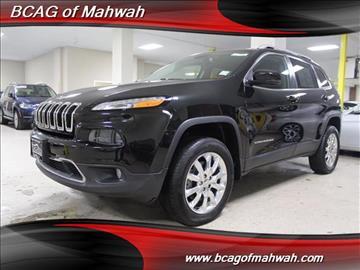 2014 Jeep Cherokee for sale in Moonachie, NJ
