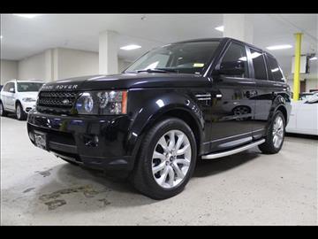 2012 Land Rover Range Rover Sport for sale in Moonachie, NJ