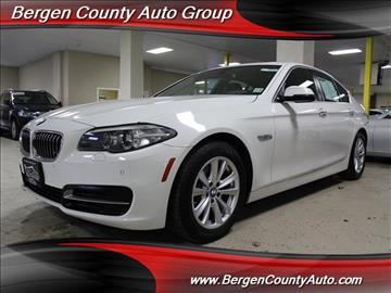 2014 BMW 5 Series for sale in Moonachie, NJ