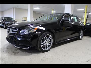 2014 Mercedes-Benz E-Class for sale in Moonachie, NJ