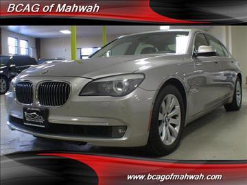 2009 BMW 7 Series for sale in Moonachie, NJ