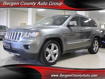 2012 Jeep Grand Cherokee for sale in Moonachie, NJ