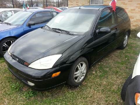 2000 Ford Focus for sale in Houston, TX