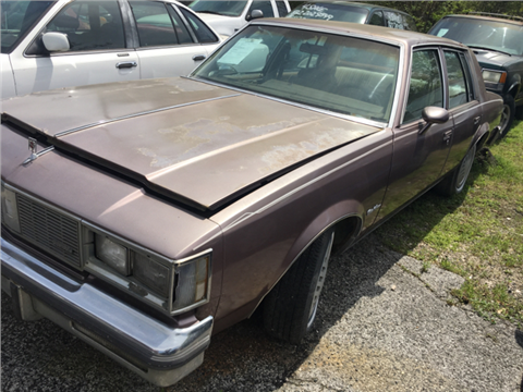 1985 Oldsmobile Cutlass Supreme For Sale