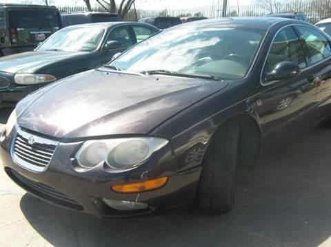 2004 Chrysler 300M for sale in Houston, TX