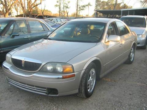 2002 lincoln ls for sale texas. Black Bedroom Furniture Sets. Home Design Ideas