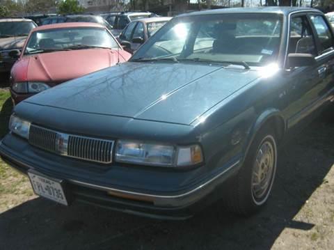 1996 Oldsmobile Ciera for sale in Houston, TX
