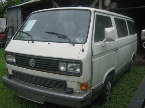 1991 Volkswagen Vanagon for sale in Houston, TX