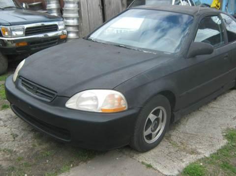 1997 Honda Civic for sale in Houston, TX