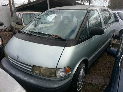 1991 Toyota Previa for sale in Houston, TX