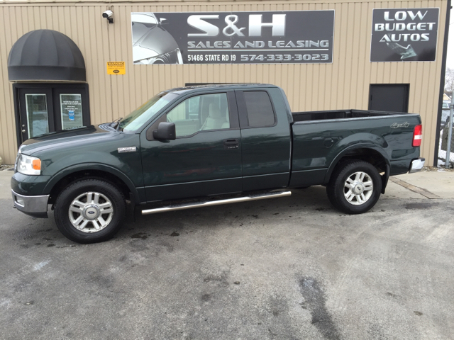 Used ford f 150 for sale in elkhart indiana for Lochmandy motors elkhart in