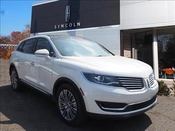 2017 Lincoln MKX for sale in Vauxhall, NJ
