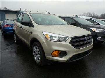 2017 Ford Escape for sale in Burnt Hills, NY