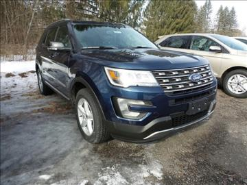 2017 Ford Explorer for sale in Burnt Hills, NY
