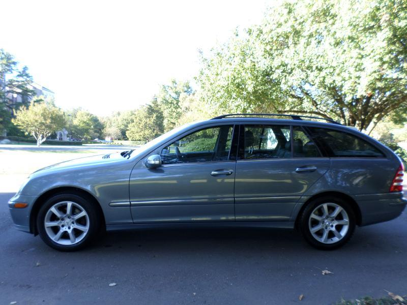 2005 mercedes benz c class c240 4dr wagon in fort mill sc for 2005 mercedes benz c class c240