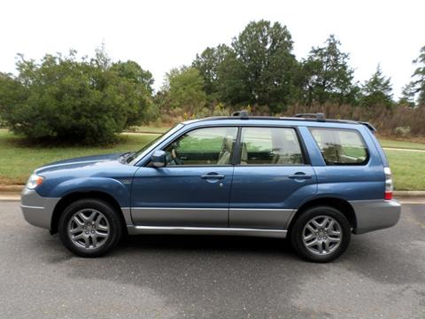 2008 Subaru Forester for sale in Fort Mill, SC