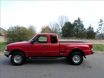 2000 Ford Ranger for sale in Fort Mill, SC