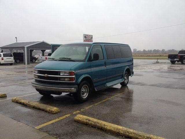 1999 Chevrolet Express for sale in Terre Haute IN