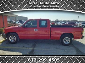 2006 GMC Sierra 1500 for sale in Terre Haute, IN