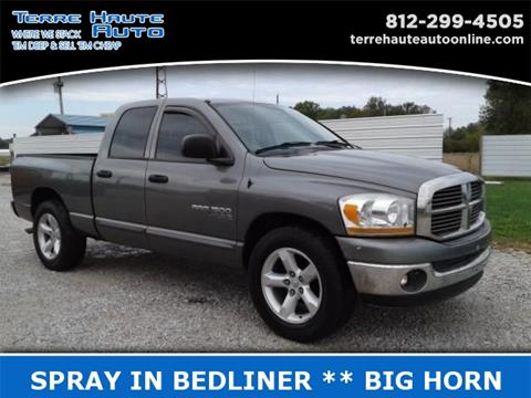 2006 Dodge Ram Pickup 1500 for sale in Terre Haute, IN