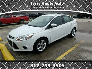 2013 Ford Focus for sale in Terre Haute, IN