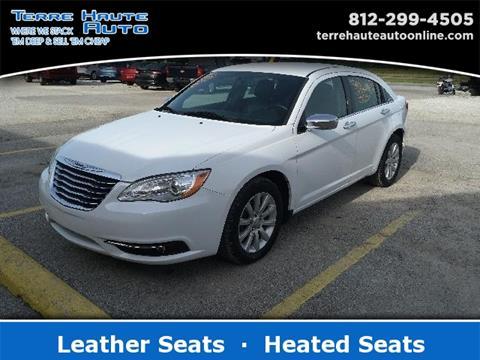 2014 Chrysler 200 for sale in Terre Haute, IN