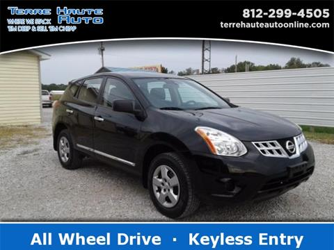 2013 Nissan Rogue for sale in Terre Haute, IN