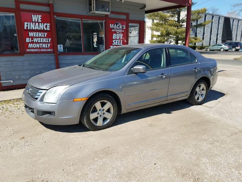 Mack s Autoworld Used Cars Toledo OH Dealer