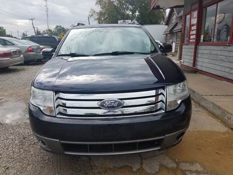 2008 Ford Taurus X for sale in Toledo, OH