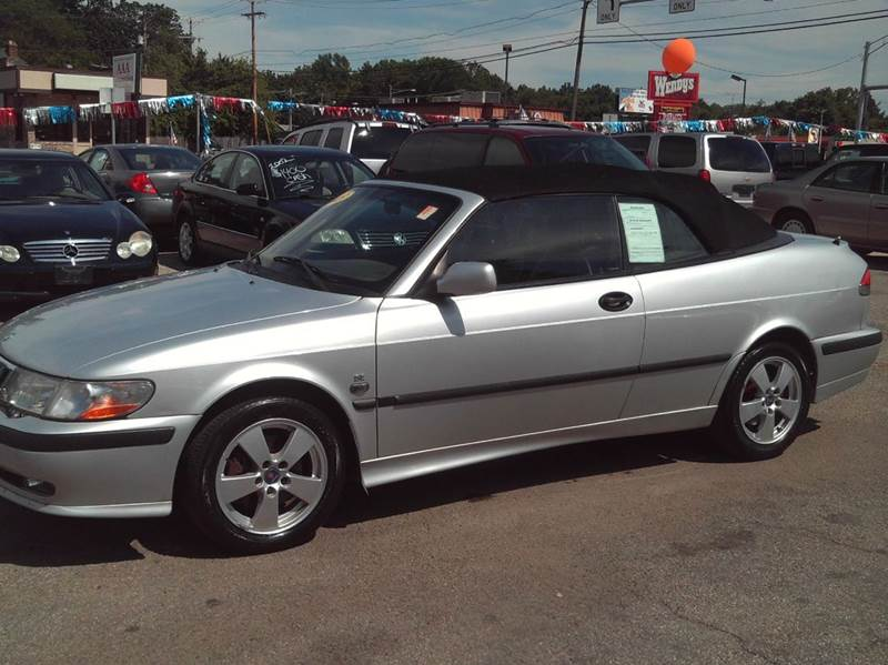 2003 Saab 9-3 2dr SE Turbo Convertible - Toledo OH