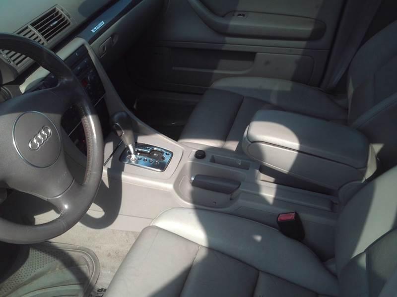2005 Audi A4 1.8T QUATTRO - Toledo OH