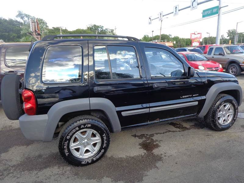 2002 jeep liberty sport 4dr sport 4wd suv in toledo oh. Black Bedroom Furniture Sets. Home Design Ideas