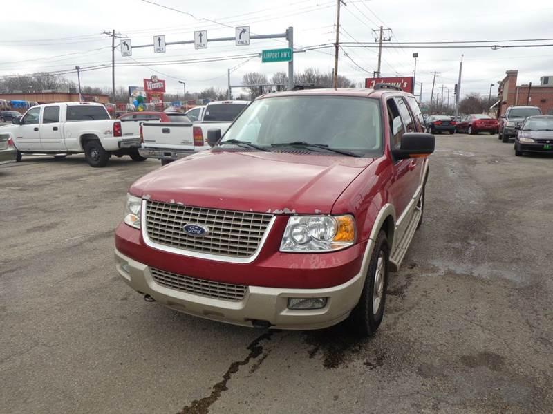 2006 Ford Expedition Eddie Bauer 4dr SUV 4WD - Toledo OH