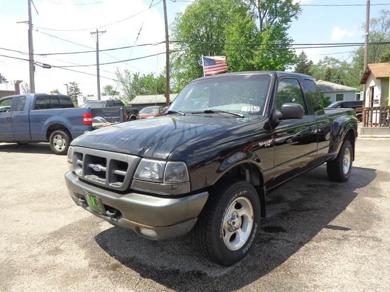 1998 Ford Ranger SUPER CAB - Toledo OH