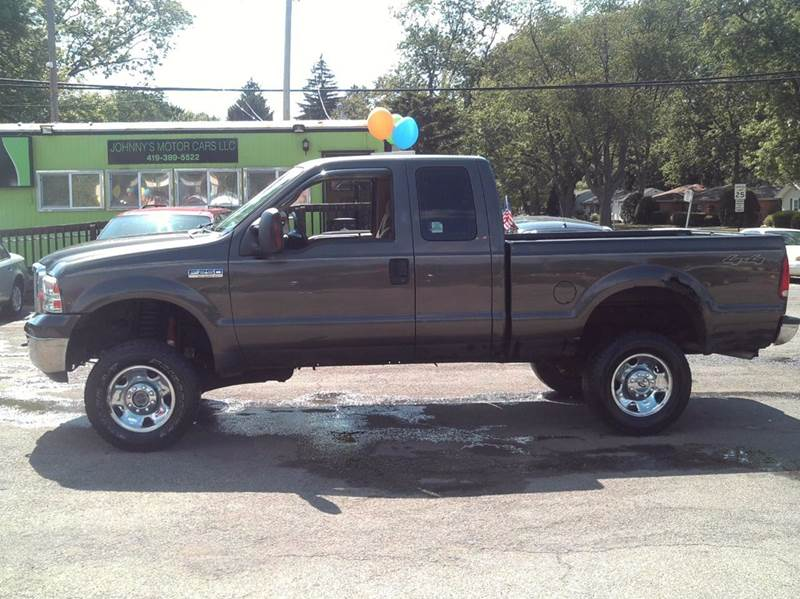 2006 Ford F-250 Super Duty SUPER DUTY - Toledo OH
