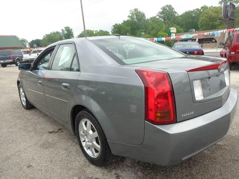 2005 Cadillac CTS 3.6 4dr Sedan - Toledo OH