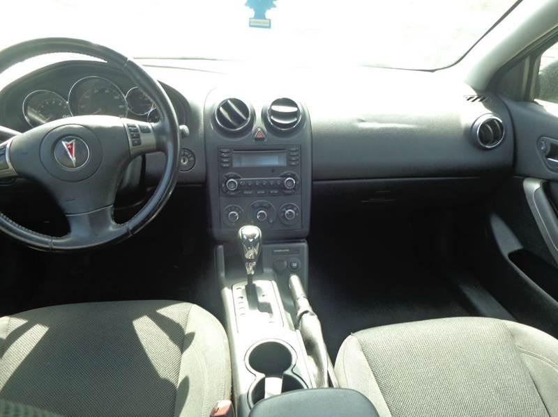 2008 Pontiac G6 GT 4dr Sedan - Toledo OH