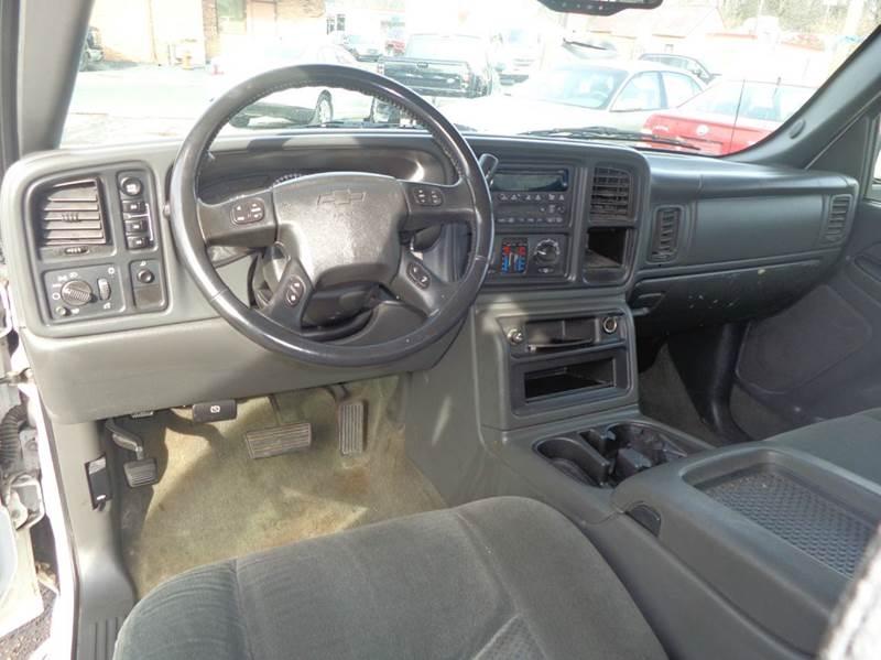 2005 Chevrolet Silverado 1500HD  HEAVY DUTY - Toledo OH