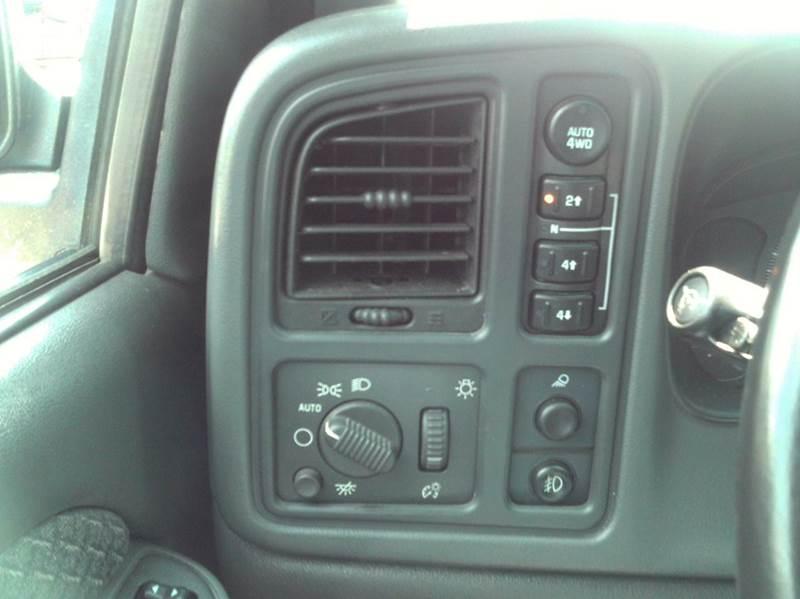 2004 Chevrolet Avalanche 4dr 1500 4WD Crew Cab SB - Toledo OH