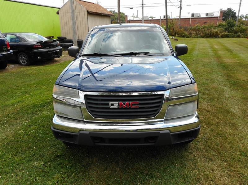 2004 GMC Canyon 4dr Extended Cab Z71 SLE 4WD SB - Toledo OH