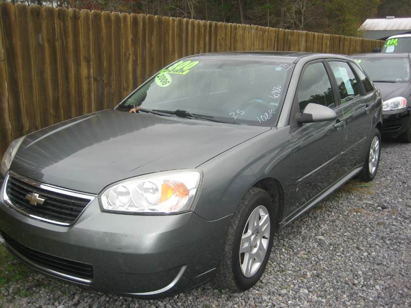 2006 chevrolet malibu maxx lt 4dr hatchback in ladson sc. Black Bedroom Furniture Sets. Home Design Ideas