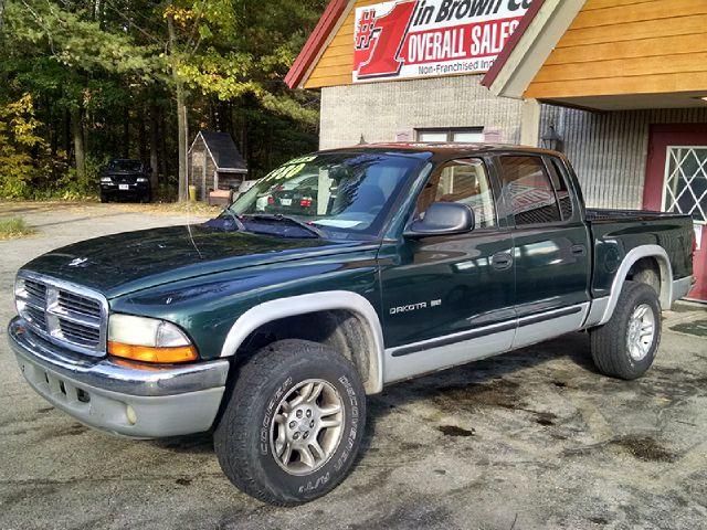 2001 Dodge Dakota