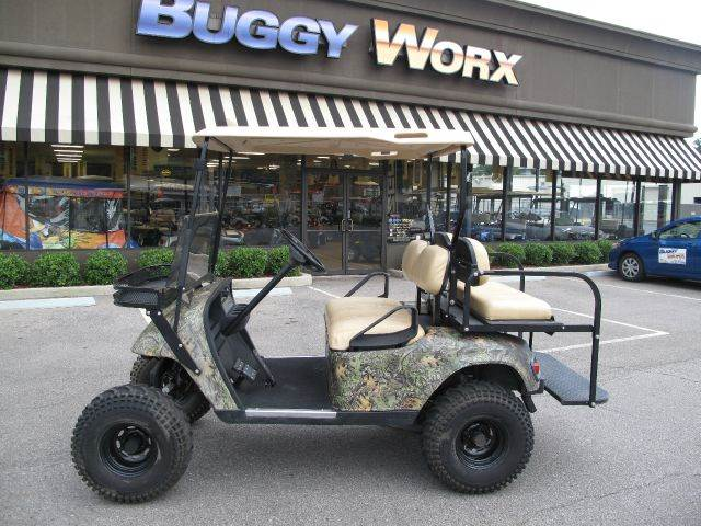 2010 E-Z-GO TXT Hunting Buggy