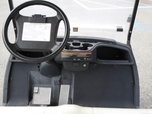 2011 Yamaha Drive