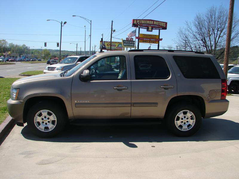 2007 Chevrolet Tahoe 1500 In Gadsden AL - H M Freeman Motors