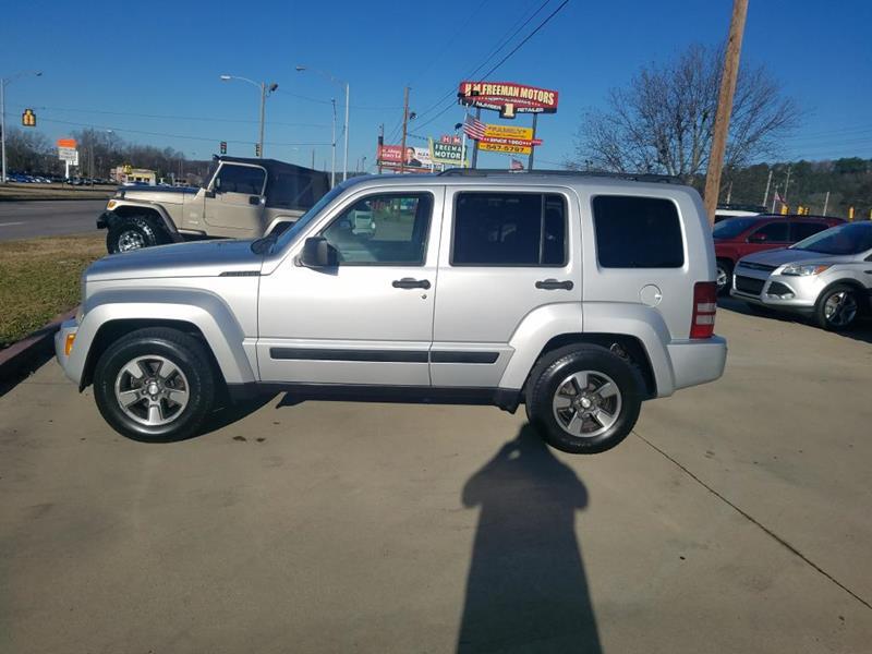 Jeep Liberty For Sale in Gadsden, AL - Carsforsale.com